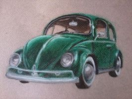 Volkswagen Bug by m1n3-43v3r