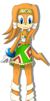 .:Tikal collab:. by Cheezyem