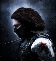 The Winter Soldier by MysticSerenity