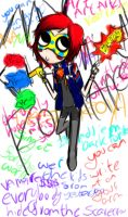 party party poison by venganzaXrevenge