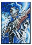 ACEO Card - Gareth by ARVEN92
