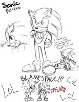 Sonic Practice by WhiteRaven4