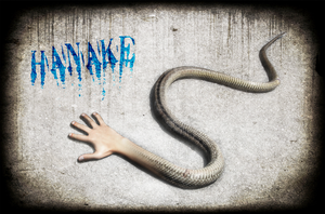 Hand snake by PAulie-SVK