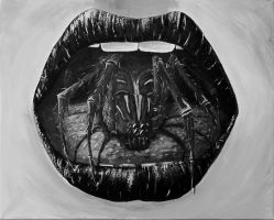 Mouth by normanvannorden