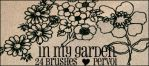 In my garden PS brushes by daintyish