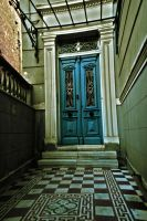 The Door by Vrohi