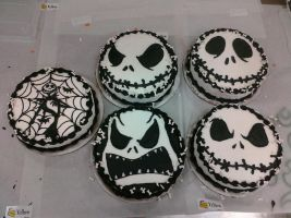 JACK the pumpkin KING cakes by XxCStrifexX