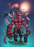 HELL-dude by CLaudiu ColorsHigh by HeagSta