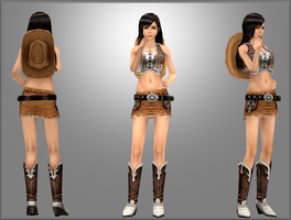 Tifa Lockhart - Download by ChochoYatori