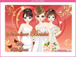 Love Triple Brides by willbeyou