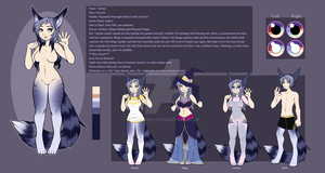 Taelune Ref 2015 SFW by Taelune