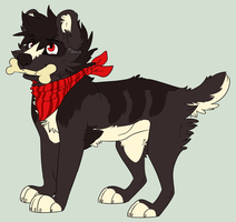 Commish for BakaPup by Mikaces