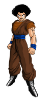 Gokule anime version by RobertoVile