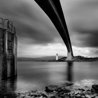 Skye Bridge III by sensorfleck