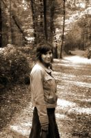 My Laura in the Forest by Schuma