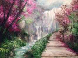 Waterfalls by jasric