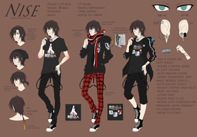 Complete me reff sheet 2014 by dNiseb