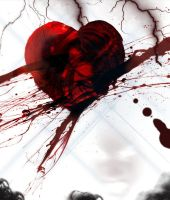 Bloody Heart by XGCHARM0NICS