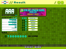 AAA #2 DDR Extreme (www.boringsong.com) by d3athshadow2013