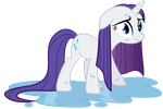 Wet, Cold, and Sad by SpellboundCanvas