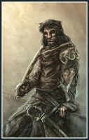 Gruntle by Merlkir by Malazan-Art-Guild