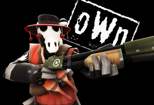 -={oWn}=-MrBumblesnout by TF2MCgirlCraft