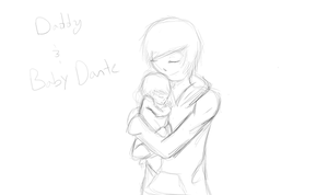 Daddy and Dante by Forgotten-Thorn