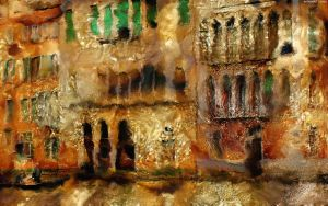 Venice in Gold by StarwaltDesign