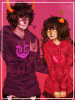 Kurlin otp by KillerShinigami