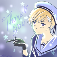 Thank you by Purichie