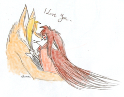 ILoveYou.. by Rinthefox