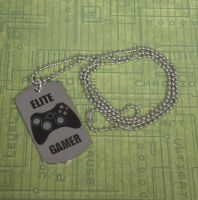 ELITE GAMER Xbox Dog Tags by PlayBox-Designs