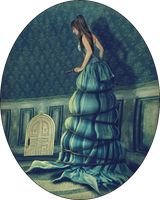 The Door to Wonderland by Anemyah