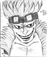 Eustass Kid Request Number One by xboxjunkie77