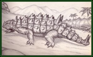 The Scolosaur by SeanPhelan