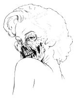 Marilyn - Hollywood Horrors by yummytacoburp69