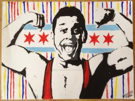 Colt Cabana Painting by 12KathyLees12