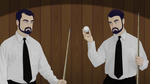 The One About Billiards by The-DaneMen