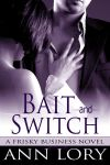 Book Cover - Bait and Switch by RazzleDazzleDesign