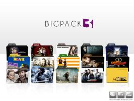 Movie Folder Big Pack 3 by MrFolder