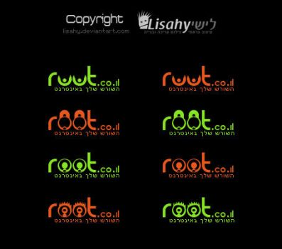 Root.co.il Logotypes - 4Ver by Lisahy