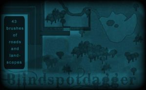 Roads and Landscapes by blindspotdagger
