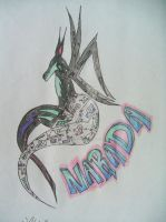 Narada the Automail Lupe by SephirothsLover