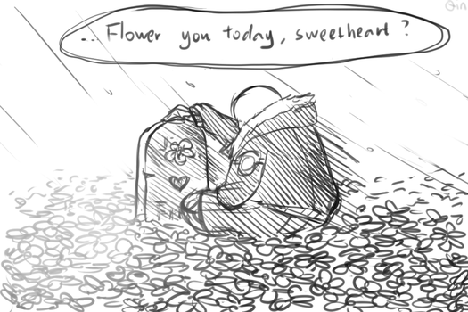 Flowerfell 12.3 by Qin-Ying