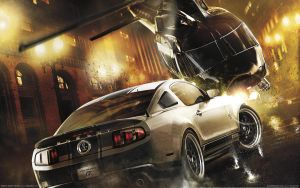 Need for Speed The Run by face2ook