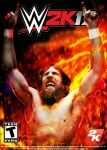 WWE 2K17 Game Cover by SidCena555