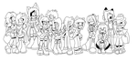All of them 2 -WIP- by ultimatewino