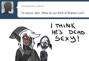 Ask Dark Link - Shadow? by pocket-arsenal