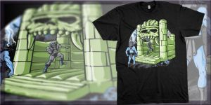Castle Grayskull Jumper by Griggitee
