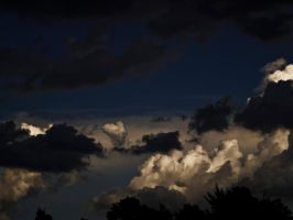 clouds XIII by Baq-Stock